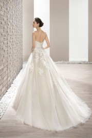 Demetrios Bridal 2017 Wedding Dress 662