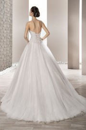 Demetrios Bridal 2017 Wedding Dress 664