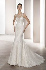 Demetrios Bridal 2017 Wedding Dress 665
