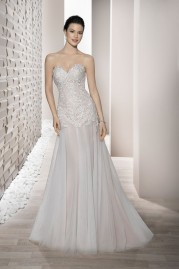 Demetrios Bridal 2017 Wedding Dress 668