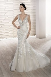 Demetrios Bridal 2017 Wedding Dress 669