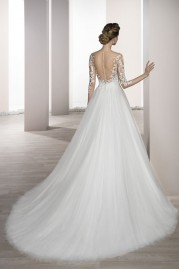Demetrios Bridal 2017 Wedding Dress 676