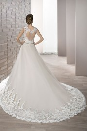 Demetrios Bridal 2017 Wedding Dress 678