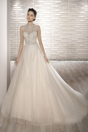 Demetrios Bridal 2017 Wedding Dress 679