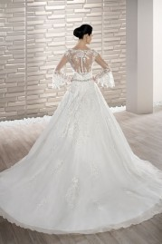Demetrios Bridal 2017 Wedding Dress 681