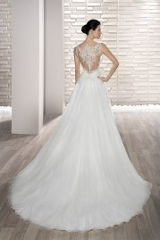 Demetrios Bridal 2017 Wedding Dress 683