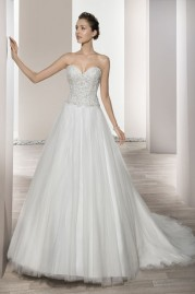 Demetrios Bridal 2017 Wedding Dress 687