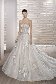Demetrios Bridal 2017 Wedding Dress 689
