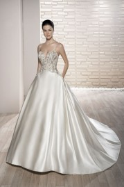 Demetrios Bridal 2017 Wedding Dress 690