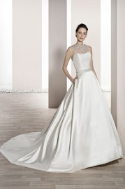Demetrios Bridal 2017 Wedding Dress 691