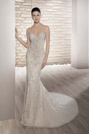 Demetrios Bridal 2017 Wedding Dress 695
