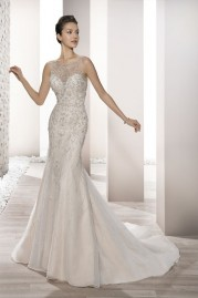 Demetrios Bridal 2017 Wedding Dress 696
