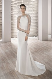 Demetrios Bridal 2017 Wedding Dress 703