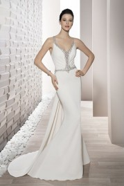 Demetrios Bridal 2017 Wedding Dress 704