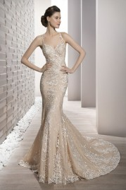 Demetrios Bridal 2017 Wedding Dress 705