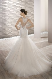 Demetrios Bridal 2017 Wedding Dress 706