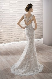 Demetrios Bridal 2017 Wedding Dress 707