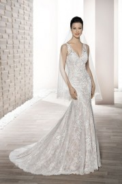 Demetrios Bridal 2017 Wedding Dress 708