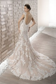Demetrios Bridal 2017 Wedding Dress 713