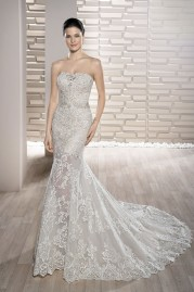 Demetrios Bridal 2017 Wedding Dress 715