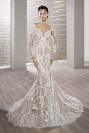 Demetrios Bridal 2017 Wedding Dress 717