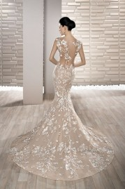 Demetrios Bridal 2017 Wedding Dress 718