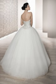 Demetrios Bridal 2017 Wedding Dress 722
