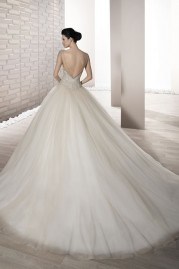 Demetrios Bridal 2017 Wedding Dress 724