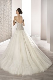 Demetrios Bridal 2017 Wedding Dress 726