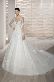 Demetrios Bridal 2017 Wedding Dress 727