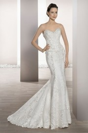 Demetrios Bridal 2017 Wedding Dress 728