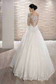 Demetrios Bridal 2017 Wedding Dress 729