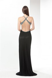 Eleni Elias Prom Dress P537 Black