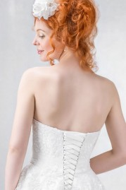 Emmerling Wedding Dress 15074 ALABASTER