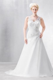 Emmerling Wedding Dress 15508 ANTIGUA