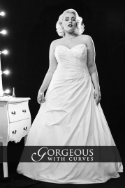 Gorgeous With Curves Wedding Dress Makensie