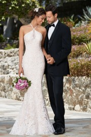 Kitty Chen Wedding Dress DANIELLE H1760