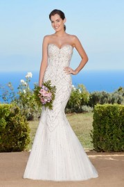 Kitty Chen Wedding Dress JAMIE K1758