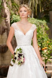 Kitty Chen Wedding Dress REBECCA H1740