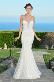 Kitty Chen Wedding Dress RILEY K1723
