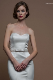 LouLou Bridal LB98 Delphine Dress