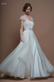 LouLou Bridal Wedding Dress LB103 Darla