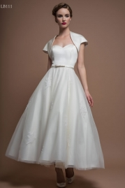LouLou Bridal Wedding Dress LB111 Josie