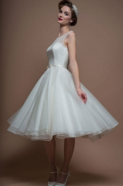 LouLou Bridal Wedding Dress LB113 Lottie