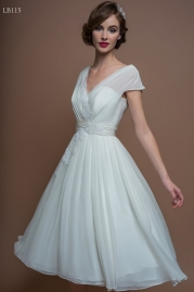 LouLou Bridal Wedding Dress LB115 Maisy