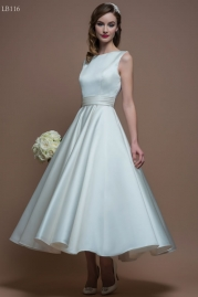 LouLou Bridal Wedding Dress LB116 Lucy