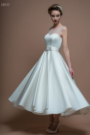 LouLou Bridal Wedding Dress LB117 Poppy