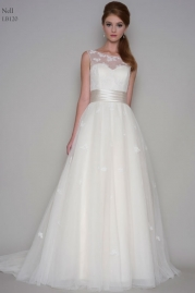 LouLou Bridal Wedding Dress LB120 Nell