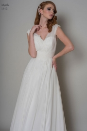 LouLou Bridal Wedding Dress LB121 Myrtle