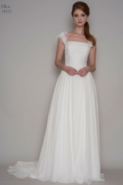 LouLou Bridal Wedding Dress LB122 Ellen